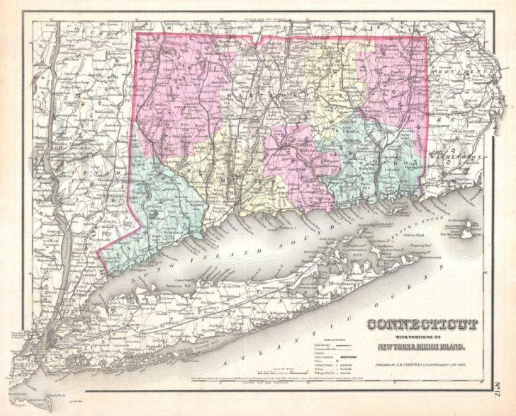 Printable Map Of Long Island