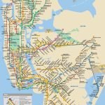 Vintage New York Subway Maps | New York City Subway Map Printable Intended For Manhattan Subway Map Printable