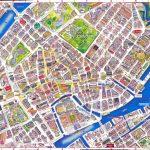Virtual Interactive 3D Copenhagen Denmark City Center Free Printable Regarding Free Printable Aerial Maps