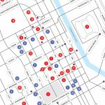Walking Map | Nashvillemusiccitycenter Throughout Printable Map Of Nashville Tn
