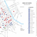 Walking Map | Nashvillemusiccitycenter Within Printable Map Of Nashville