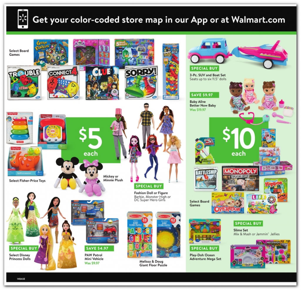 Walmart Black Friday 2018 Ad, Deals And Store Hours - Nerdwallet regarding Printable Walmart Black Friday Map