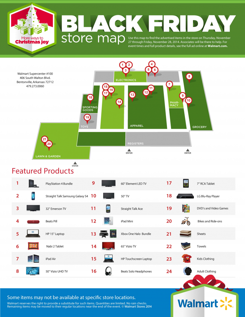 Walmart Locations California Map Valid Black Friday Store Map within Printable Walmart Black Friday Map