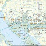 Washington, D.c. Maps | U.s. | Maps Of Washington, District Of Columbia Within Washington Dc City Map Printable