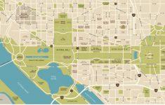 National Mall Map Printable