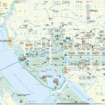 Washington, D.c. Tourist Map Intended For Printable Walking Tour Map Of Washington Dc