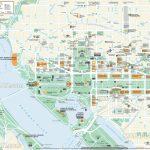 Washington Dc Maps   Top Tourist Attractions   Free, Printable City For Printable Map Of Dc