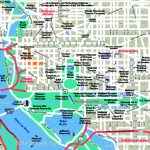 Washington Dc Maps   Top Tourist Attractions   Free, Printable City In Map Of Downtown Washington Dc Printable