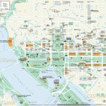 Washington Dc Maps   Top Tourist Attractions   Free, Printable City Intended For Washington Dc City Map Printable