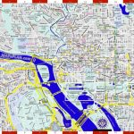 Washington Dc Maps   Top Tourist Attractions   Free, Printable City With Printable Street Maps
