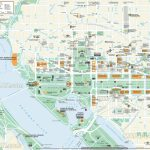 Washington Dc Maps   Top Tourist Attractions   Free, Printable City With Regard To Map Of Downtown Washington Dc Printable