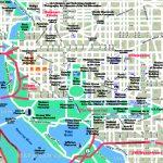 Washington Dc Maps   Top Tourist Attractions   Free, Printable City With Regard To Printable Walking Tour Map Of Washington Dc