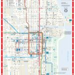 Web Based Downtown Map   Cta For Chicago Loop Map Printable