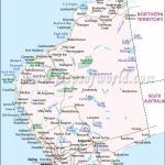 Western Australia Map | Map Of Western Australia   Maps Of World Pertaining To Printable Map Of Western Australia