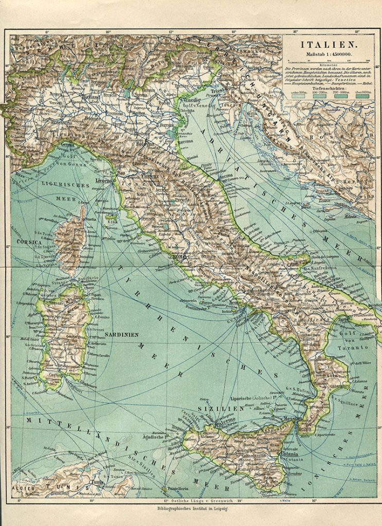 Wonderful Free Printable Vintage Maps To Download | Fonts with regard to Free Printable Vintage Maps
