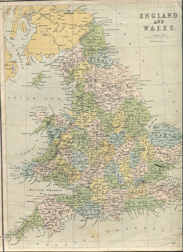 Wonderful Free Printable Vintage Maps To Download - Pillar Box Blue within Free Printable Vintage Maps