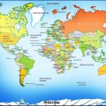 World Map   Free Large Images | Maps | World Map With Countries Regarding Free Printable World Map Images