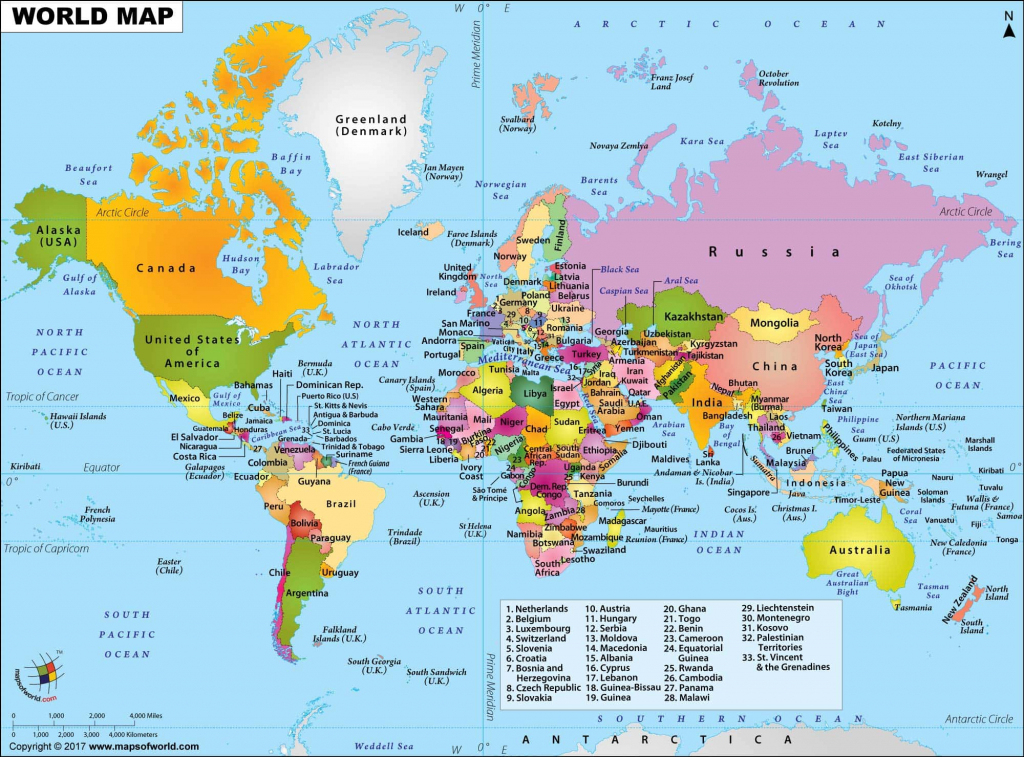 World Map Hd Picture, World Map Image in Free Printable Large World Map Poster
