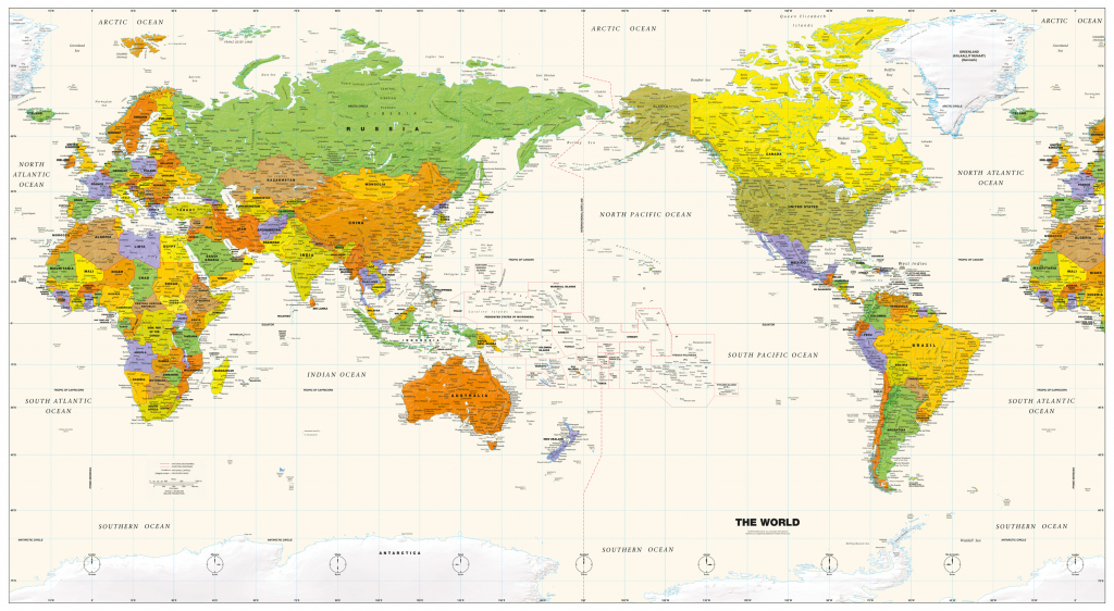 World Map Pacific Centeredphoto Gallery Ofpacific Centered World regarding Printable World Map Pacific Centered