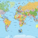 World Map Political Country And Capitals Free Download New With World Map With Capitals Printable