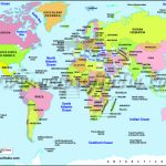 World Map Printable, Printable World Maps In Different Sizes Inside World Physical Map Printable