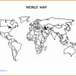 World Map Template Printable Blank World Map Countries 294994 World Regarding Empty World Map Printable