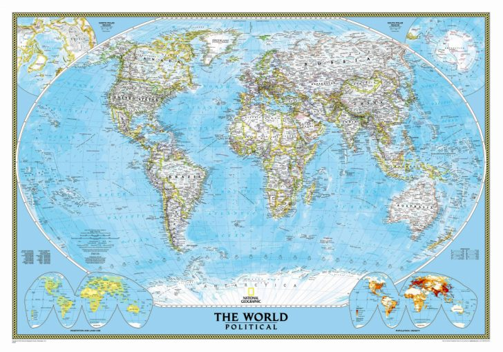 Free Printable World Maps Online