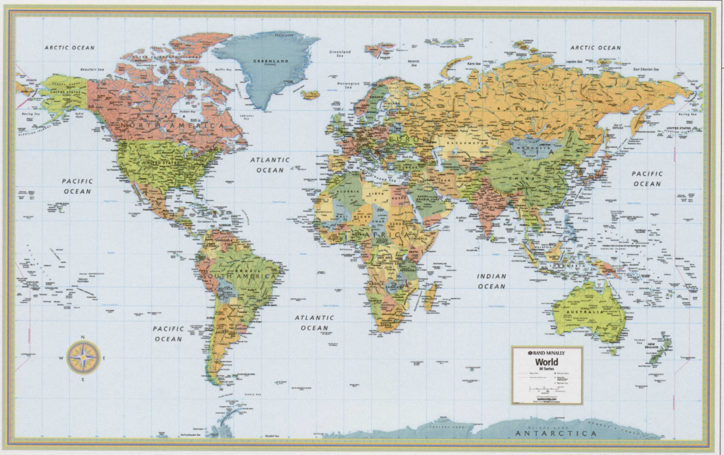 World Maps Free - World Maps - Map Pictures pertaining to Free Printable Maps