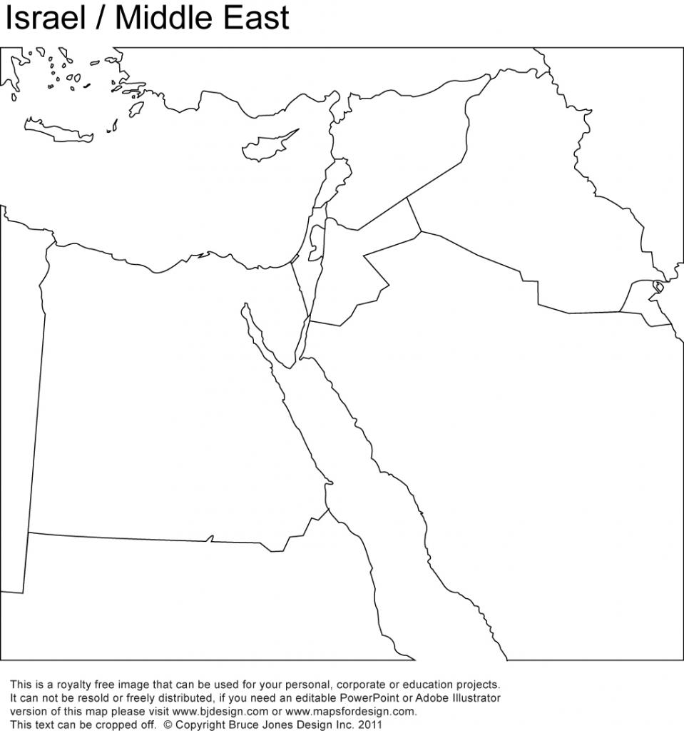World Regional Printable, Blank Maps • Royalty Free, Jpg with regard to Free Printable Map Of Israel