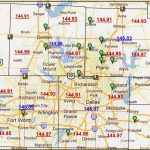 Zip Code Map Dallas   Dallas Texas Zip Code Map (Texas   Usa) Regarding Dallas Zip Code Map Printable