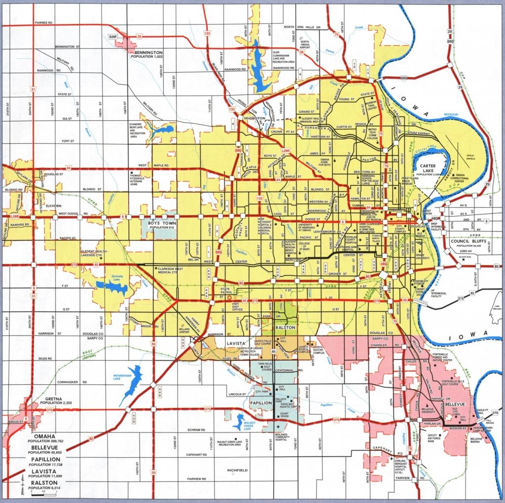Zip Code Map Nebraska Omaha – Map Of Usa District in Printable Map Of Omaha With Zip Codes